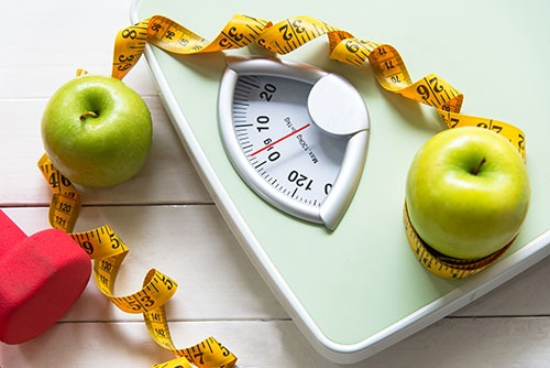 CMM weight loss plans scale fruit - Services