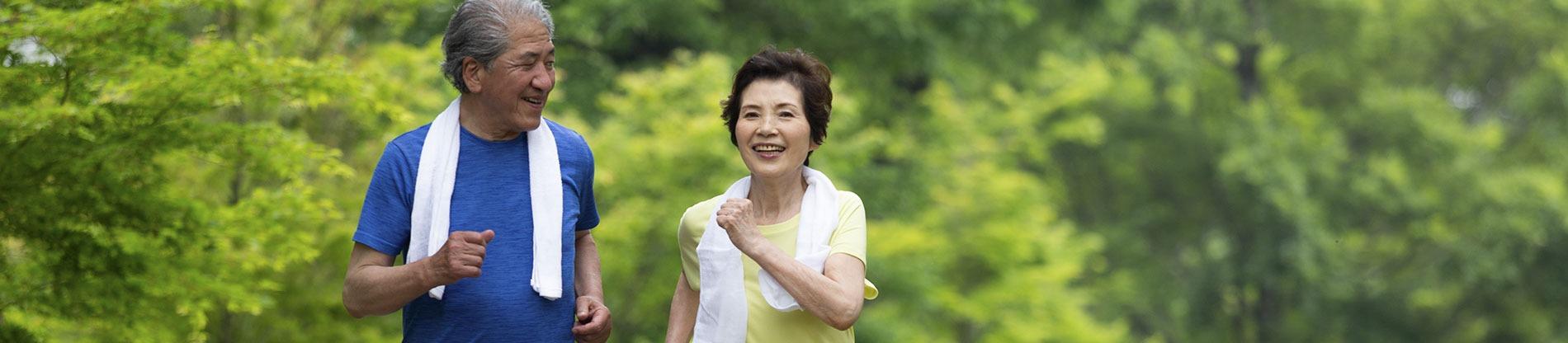 couple exercising - About Cardiometabolic Medicine