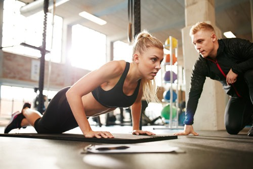 exercise coach - Services