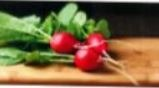 radish pic - Roasted Radishes